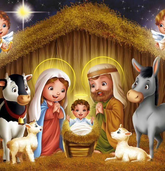 Красиві привітання з Різдвом українською мовою